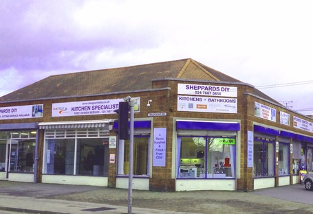 Sheppards Shop, 120 Broad Lane, CV5 7AF